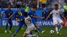 Дожали! Бразилия вдополнительное время добилась победы над Коста-Рикой