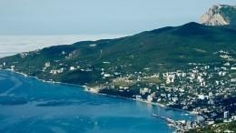 Bloomberg опубликовал карту с«ничьим» Крымом