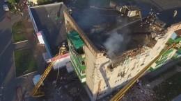 Пятый канал публикует список пострадавших при взрыве вТатарстане