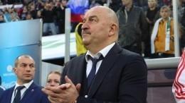 «Мыхотим быть первыми ивсе!»— Черчесов перед игрой сУругваем