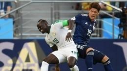 Япония иСенегал поделили очки вЕкатеринбурге