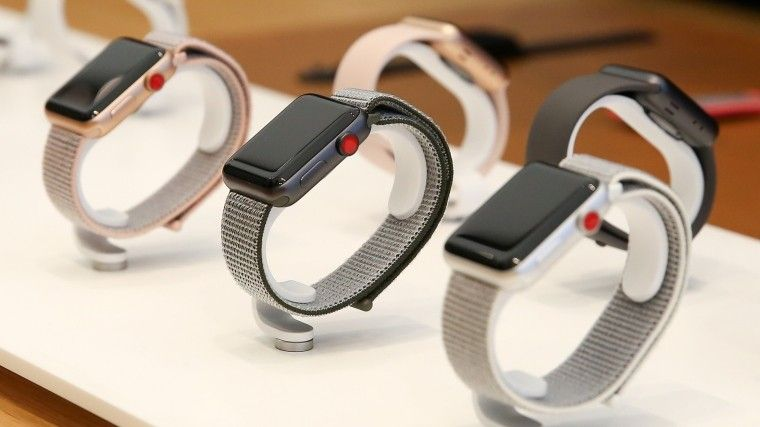 Хитрый канадец поцарапал свои Apple Watch иподал всуд напроизводителя