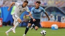 Эксперт рассказал, почему Россия проиграла Уругваю наЧМ-2018