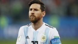 ВПетербурге идет матч Аргентина— Нигерия