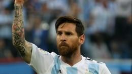 Сборная Аргентины вышла вплей-офф исыграет скомандой Франции