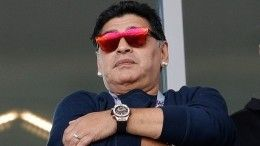 Вредные привычки Диего Марадоны