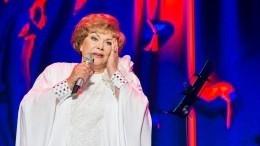 «Публика ничего непотеряет»— Пьеха оботмененном концерте вПетербурге
