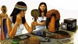 Ученые датировали косметику изДревнего Египта