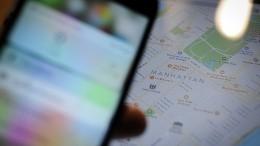 Apple снуля переработает «Карты»
