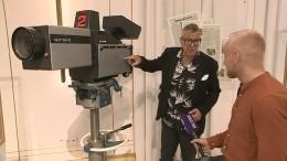 Уникальная выставка вчесть 80-летия телевидения открылась вСанкт-Петербурге
