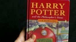 Первое издание «Гарри Поттера» сошибками продано нааукционе за56 тысяч фунтов