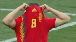 Тренер Испании опроигрыше сборной России:ДеХаа похоже был вотпуске