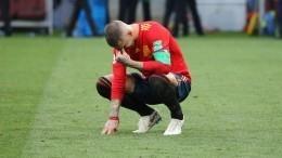 Бесславные фурии: команда Испании вернулась народину