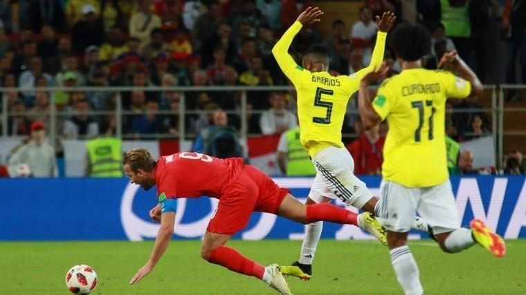 Трудная игра: Англия иКолумбия несмогли найти сильнейшего восновное время