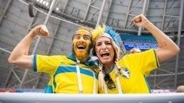 Объявлен стартовый состав команд Швеции иАнглии врамках¼ финала ЧМ-2018