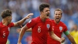 2:0— «Рука Пикфорда» вделе: Англичане вполуфинале ЧМ-2018