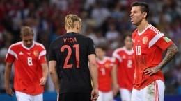 Победителя вматче Россия— Хорватия решит серия пенальти