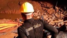 ВТаиланде тестируют экстремальный способ спасения застрявших впещере детей