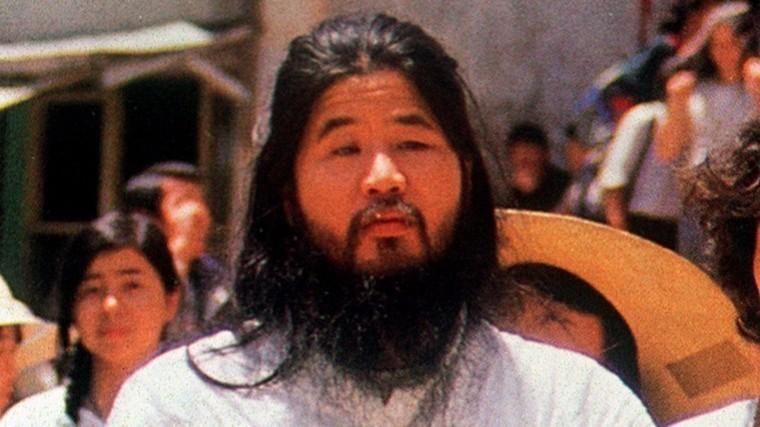 ВЯпонии незнают, куда деть прах казненного основателя секты«Аум Синрикё»*