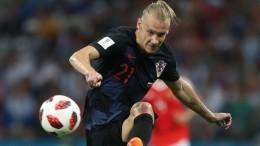 ФИФА оштрафовала помощника тренера сборной Хорватии Вукоевича за«Слава Украине»