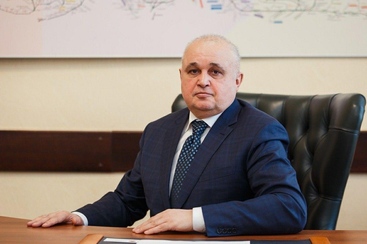 Врио главы Кузбасса: «Кемеровская область должна стать №1 заУралом»