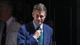 Британский министр открыто обвинил Россию вгибели женщины вЭймсбери