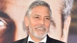 Джордж Клуни серьезно пострадал вДТП смотоциклом— фото сместа