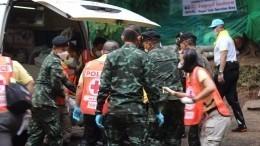 ВТаиланде готовятся крешающему этапу спасательной операции