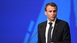 Эксклюзив: президент Франции— уже вПетербурге