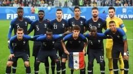 Французы втретий раз стали финалистами ЧМпофутболу