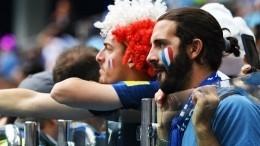 ВПетербурге гремит «Марсельеза»— французы празднуют выход вфинал ЧМ-2018