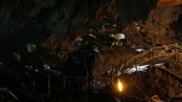 Таиландская пещера, изкоторой спасли детей, станет туристическим объектом