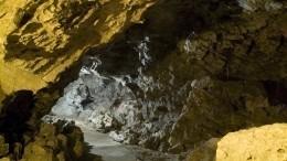 Вкрымской пещере найдены останки возрастом в100 тысяч лет