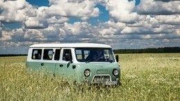 УАЗ запускает впродажу юбилейную спецверсию «Буханки»