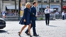 Песков: президент Франции приедет нафинал ЧМ-2018 вместе ссупругой