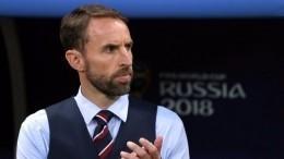 Моуринью рассказал, что будет стренером Англии после проигрыша хорватам