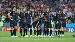 Хорватов снова наказали— теперь заповедение фанатов