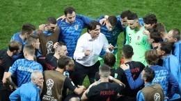 Волевая победа Хорватии вматче сАнглией наЧМ-2018— репортаж Пятого