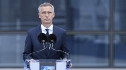 Генсек НАТО дал Грузии надежду начленство вальянсе