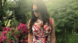 Жена хорватского футболиста Виды оказалась секс-бомбой— фотоподборка