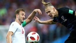 Эксперт назвал три основные причины провала Англии вматче сХорватией