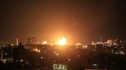 Израиль ответил авиаударом навоздушные шары изГазы