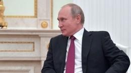 Путин посетит финальный матч ЧМ-2018 вМоскве