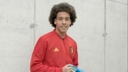 Кержаков раздел бельгийского футболиста АкселяВитселя