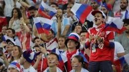 Стало известно, закого будут болеть большинство россиян вфинале ЧМ