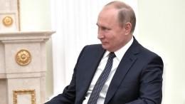 Путин прибыл в«Лужники» нафинал ЧМ-2018