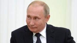 «Боролись доконца»— Путин похвалил сборную России наЧМ-2018