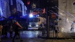 Погромы имассовыебеспорядки:Как Франция празднует победу вЧМ