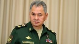 Глава Пентагона готов квозобновлению переговоров сШойгу
