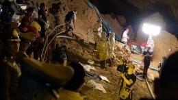 Спасенные изпещеры вТаиланде дети иихтренер выписаны избольницы